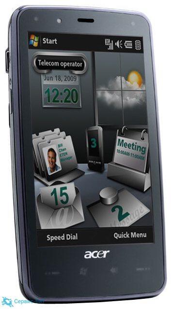 Acer Tempo F900 | Сервис-Бит