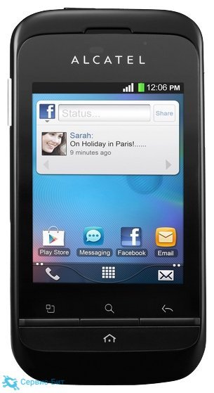 Alcatel ONE TOUCH 903D   Сервис-Бит