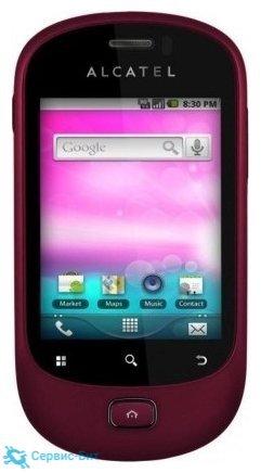 Alcatel One Touch 908 | Сервис-Бит