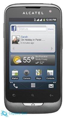 Alcatel One Touch 985 | Сервис-Бит
