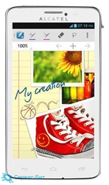 Alcatel One Touch SCRIBE EASY 8000D | Сервис-Бит