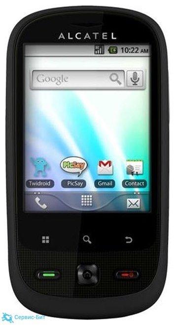 Alcatel OT-890D | Сервис-Бит