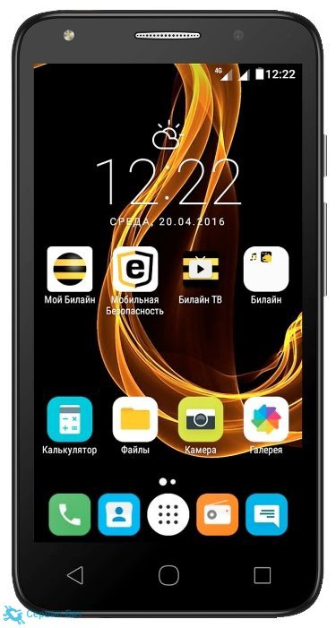 Alcatel Pixi 4 5045D | Сервис-Бит