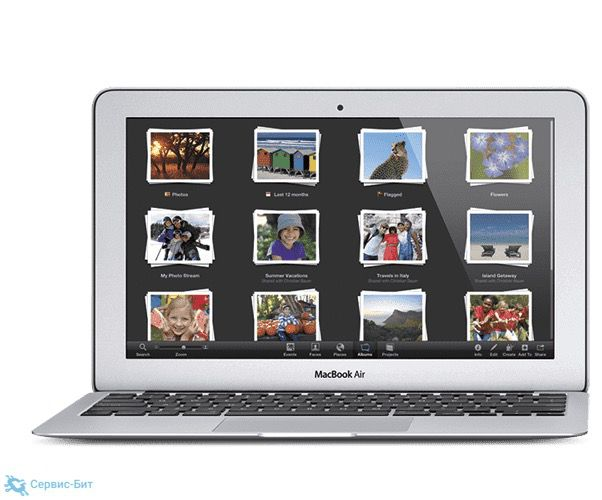 "MacBook Air 11"" A1465 2012-2015 