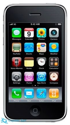 iPhone 3GS | Сервис-Бит