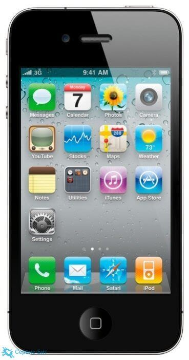 Apple iPhone 4G | Сервис-Бит