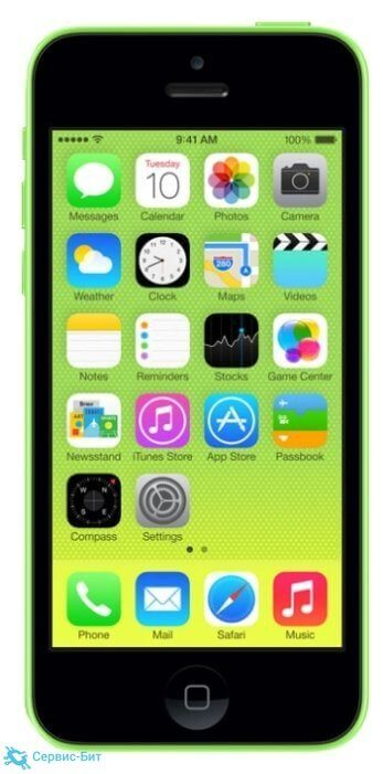Apple iPhone 5C | Сервис-Бит