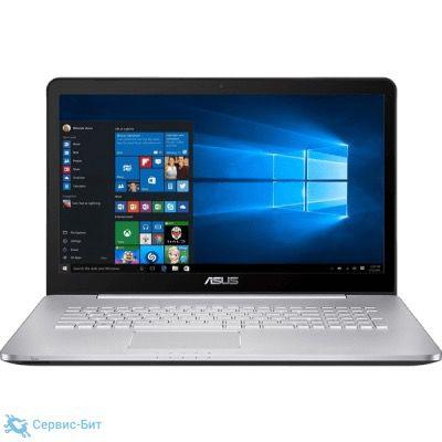 Asus N752VX 90NB0AY1-M02530   Сервис-Бит