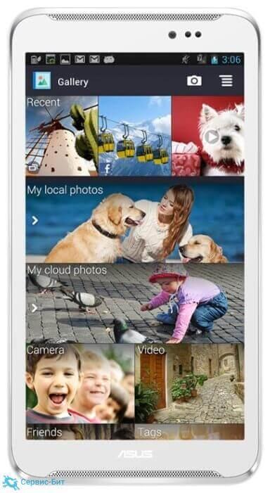 ASUS Fonepad Note 6 | Сервис-Бит