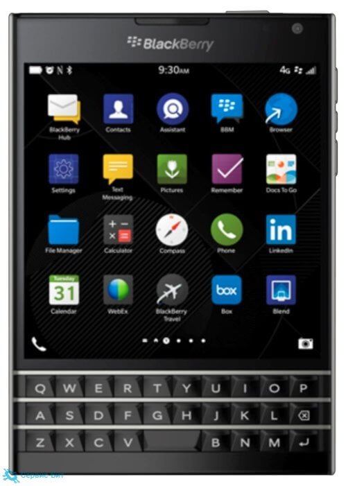BlackBerry Passport | Сервис-Бит