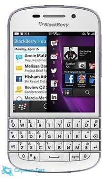 BlackBerry Q10 | Сервис-Бит