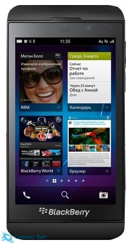 BlackBerry Z10 STL100-1 | Сервис-Бит