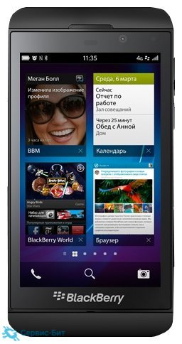 BlackBerry Z10 STL100-2 | Сервис-Бит