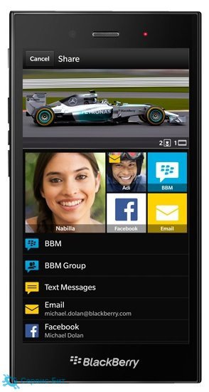 BlackBerry Z3 | Сервис-Бит