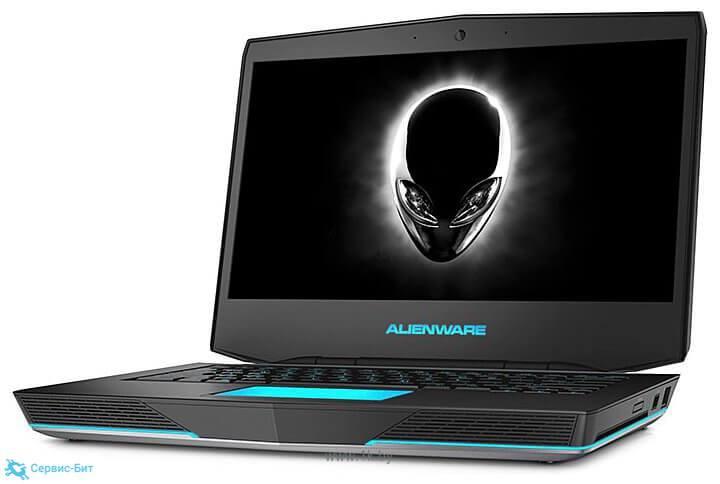 DELL Alienware A14-6368   Сервис-Бит