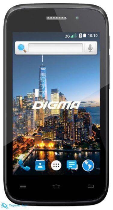 Digma CITI Z400 3G | Сервис-Бит
