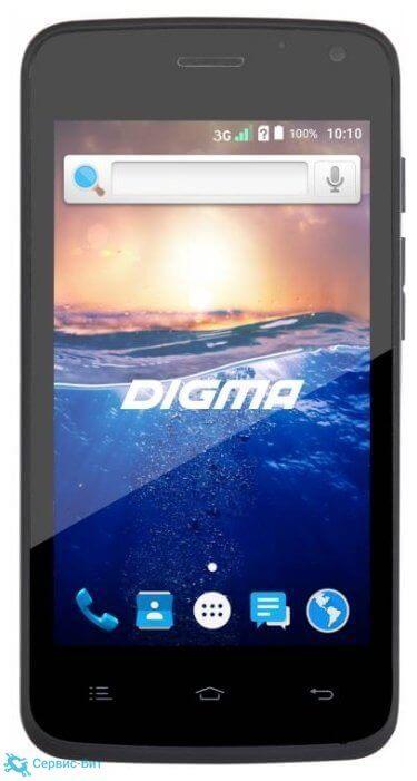 Digma HIT Q400 3G | Сервис-Бит