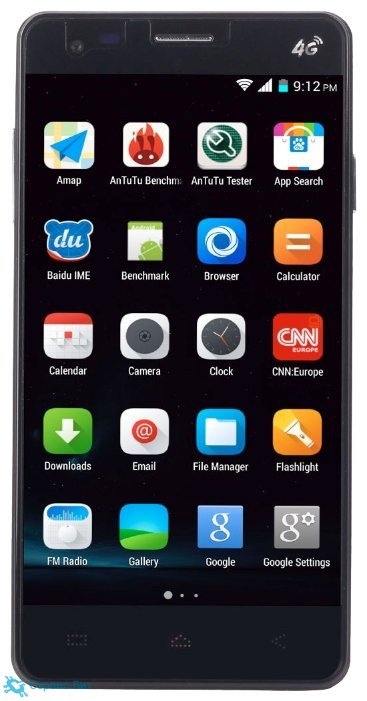 Elephone P3000 (6732) | Сервис-Бит