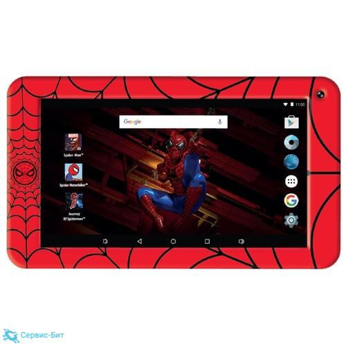 7 Themed Tablet Spiderman | Сервис-Бит