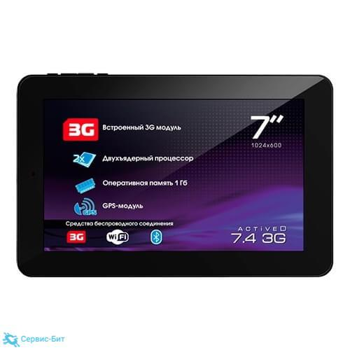ActiveD 7.4 3G | Сервис-Бит