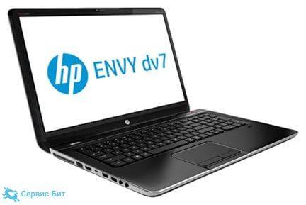 Envy dv7-7255er | Сервис-Бит