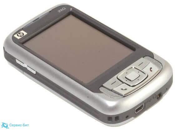HP iPAQ rw6815   Сервис-Бит