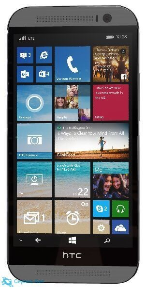HTC One M8 for Windows | Сервис-Бит