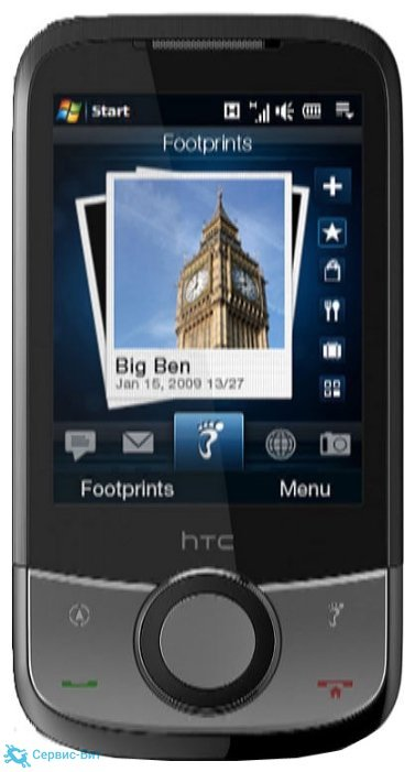 HTC Touch Cruise II T4242 | Сервис-Бит