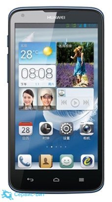 Huawei Ascend G710 | Сервис-Бит