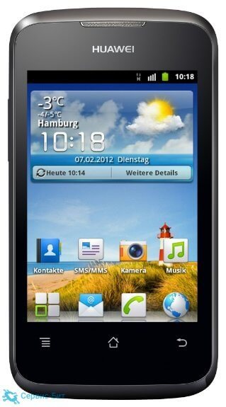 Huawei Ascend Y200 | Сервис-Бит