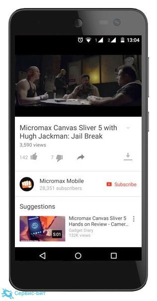 Micromax E313 Canvas Xpress 2 | Сервис-Бит