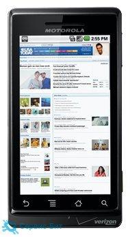 Motorola Milestone | Сервис-Бит
