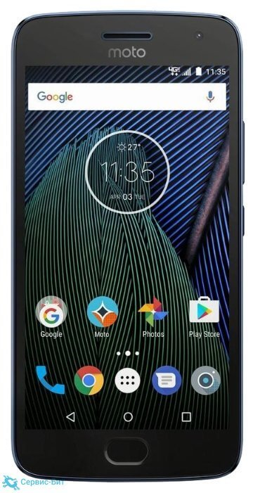 Motorola Moto G5 Plus | Сервис-Бит