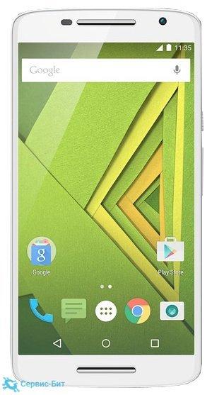 Motorola Moto X Play | Сервис-Бит