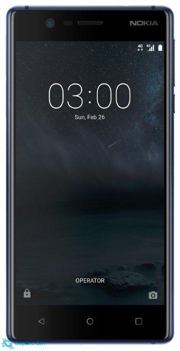 Nokia 3 Dual sim | Сервис-Бит