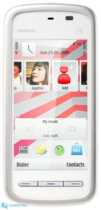 Nokia 5233 | Сервис-Бит