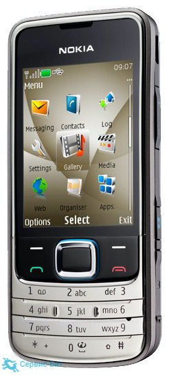 Nokia 6208 Classic | Сервис-Бит