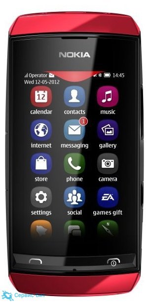 Nokia Asha 306 | Сервис-Бит