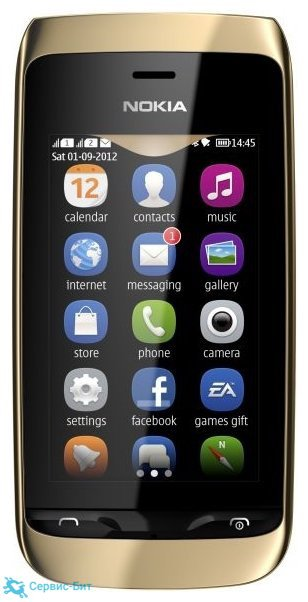 Nokia Asha 308 | Сервис-Бит