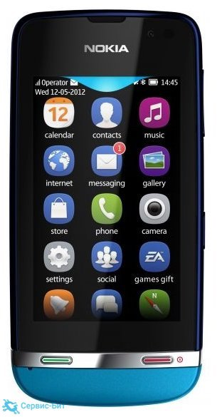 Nokia Asha 311 | Сервис-Бит
