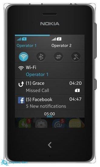 Nokia Asha 500 Dual Sim | Сервис-Бит