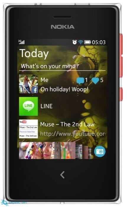 Nokia Asha 503 | Сервис-Бит