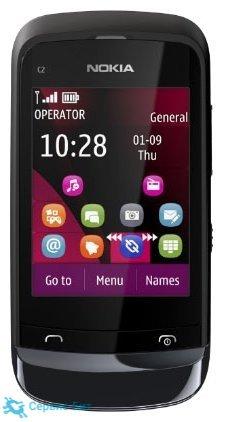 Nokia C2-02 | Сервис-Бит