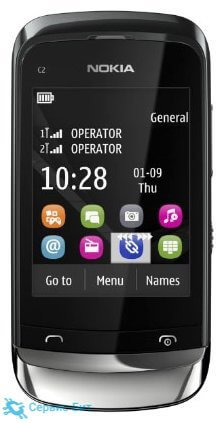 Nokia C2-06 | Сервис-Бит