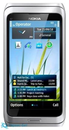 Nokia E7 | Сервис-Бит