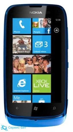 Nokia Lumia 610 NFC | Сервис-Бит