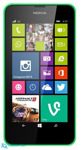 Lumia 630 Dual sim | Сервис-Бит