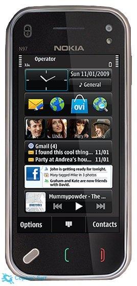 Nokia N97 mini | Сервис-Бит