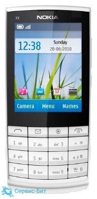 Nokia X3-02 | Сервис-Бит