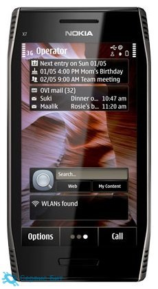 Nokia X7 | Сервис-Бит